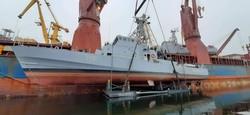 """Катера типа """"Айленд"""" перевели на базу ВМС Украины в Одесском порту (ФОТО)"""