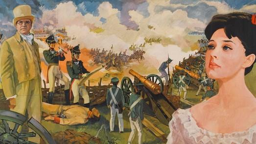 Война и мир при полном отсутствии Толстого...