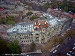 Дом Руссова в Одессе возрождается из пепелища (ВИДЕО)