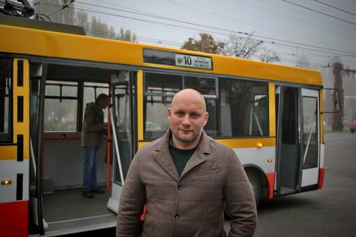 Начальник одесского электротранспорта идет на повышение