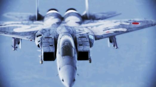 """Япония модернизирует свои F-15J до уровня """"Japanese Super Interceptor"""""""