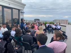Саакашвили купил квартиру в высотке, для строительства которой сам выделил землю в историческом центре Одессы