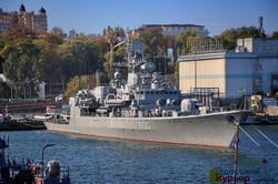 Генсек НАТО в Одессе потребовал вывода российских войск с территории Украины