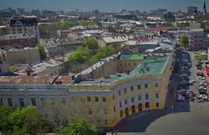 Одесский горсовет фактически одобрил строительство многоэтажного отеля на Приморском бульваре