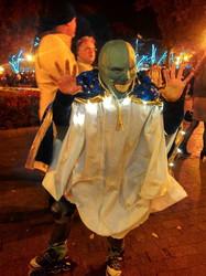 Страх и ужас: в одесском Городском саду собралась нечисть с тыквами (ФОТО)