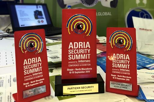 Программный продукт Partizan получил первую премию на Adria Security Summit 2019