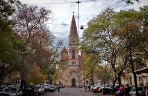 Удивительная осенняя Одесса (ФОТОРЕПОРТАЖ)