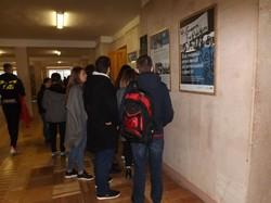 В Одессе проходит выставка к 30-летию падения Берлинской стены