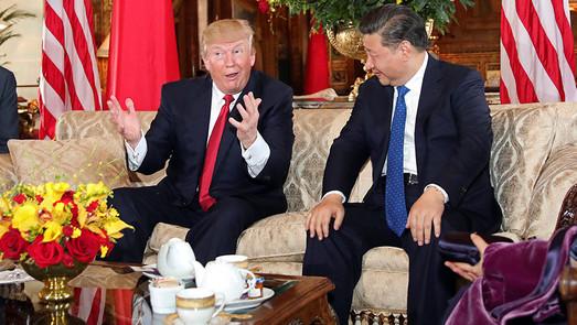 Трамп пошёл на уступки Си Цзиньпину