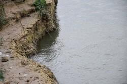 На Дунае около Измаила реконструируют защитную дамбу (ФОТО)