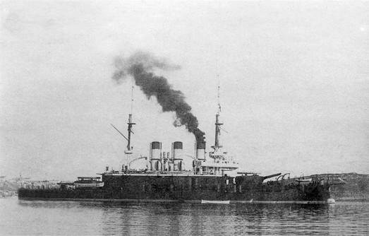 Почему Черноморский флот не участвовал в боях Русско-японской войны
