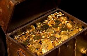 Золотовалютные резервы Украины недосчитались 0,2% за октябрь, но приобрели 2,8% за 10 месяцев 2019