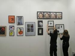 В Музее Блещунова открыли выставку работ молодых одесских художников