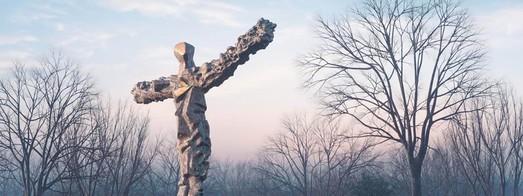 Победителем в конкурсе на памятник героям Небесной Сотни в Одессе стала работа скульптора Михаила Ревы