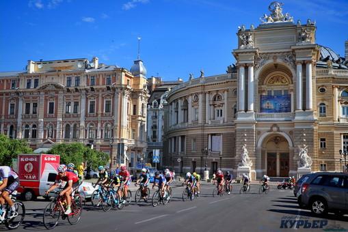 В Одессе велосипедисты испытают маршрут длиной 20 километров
