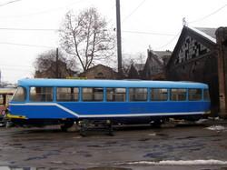 Как в Одессе проводили модернизацию трамваев в начале 2000-х (ФОТО)