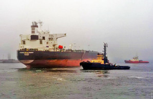 Танкер «Prometheus Energy» привез в Одесский порт нефть из Ливии
