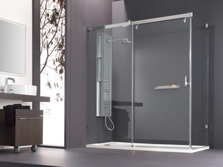 Компактное решение: пятерка душевых кабин для небольшой ванной комнаты