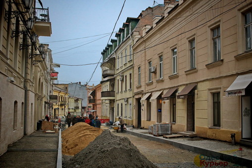 В историческом центре Одессы завтра не будет газа