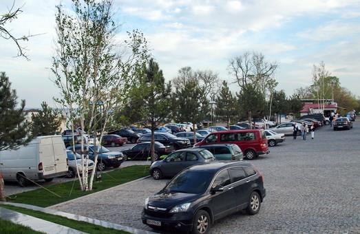 Частных операторов парковки в Одессе заменит профильное коммунальное предприятие