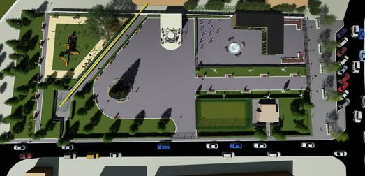 Общественный бюджет Одессы: предлагают создать сквер с фигурами эльфов и МАФами на поселке Большевик