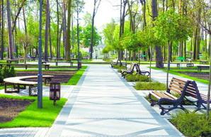 Общественный бюджет Одессы: реконструкция сквера Мечникова