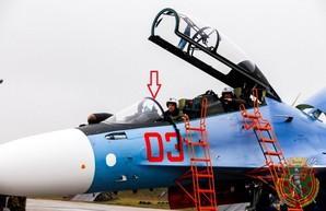 В Беларусь доставлена вторая партия российских Су-30СМ с французским оборудованием на борту