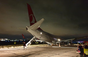 Авиакомпания «Turkish Airlines» временно отменила авиарейсы в Одессу