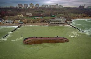 В Одесском филиале АМПУ рассказали, как ликвидируют последствия кораблекрушения танкера «DELFI»
