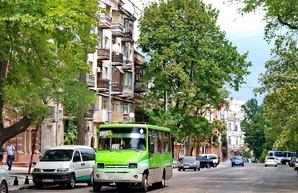 Одесситы жалуются на переполненный транспорт и разбитые тротуары