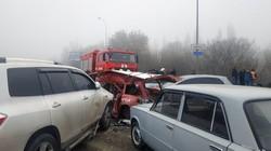 На трассе Одесса - Киев произошли три аварии: есть жертвы