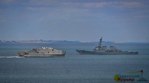 """Штаб военно-морских учений """"Си-Бриз"""" могут разместить не в Одессе, а в Южном"""