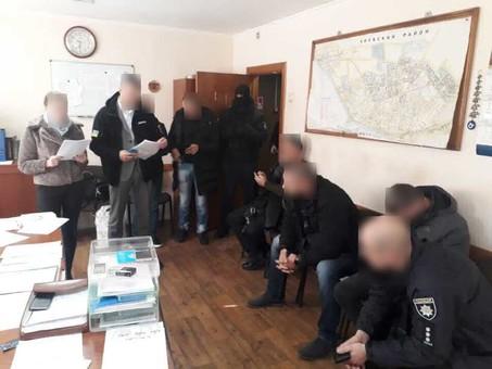 В Одессе полицейские избили незаконно задержанного мужчину