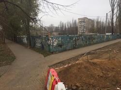 Прокуратура Одессы остановила незаконное строительство высотки на улице Академика Глушко