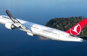 «Turkish Airlines» начнет летать из Одессы в Стамбул уже завтра