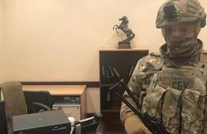 В КП «Международный аэропорт Одесса» провели обыски