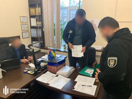 В Одесской области чиновников миграционной службы подозревают в хищениях бюджетных средств на 900 тысяч