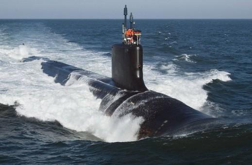 """ВМС США получат новейшую модификацию подлодок класса """"Вирджиния"""""""