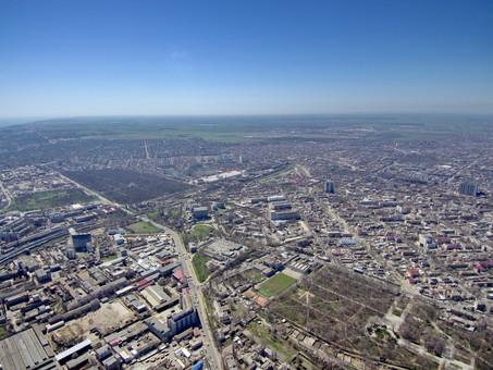 Пожар в Одессе обесточил водоканал, котельные и ВУЗы