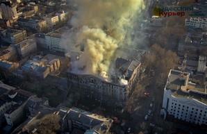 Искусство выживать в Одессе: почему случаются пожары (ВИДЕО)