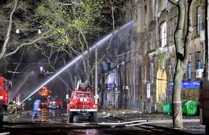 Пожар в Одессе: количество пострадавших увеличилось, в городе объявлен траур