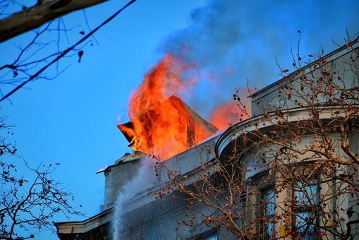 Стали известны имена пострадавших вчера в результате пожара в Одессе