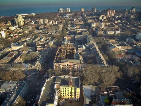 """Пожарные считают жилмассив Радужный, медуниверситет и рынок """"Привоз"""" в Одессе опасными для жизни людей"""