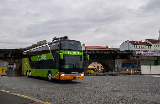 Первый брендированный маршрут автобусного лоукостера пойдет из Одессы в Пльзень