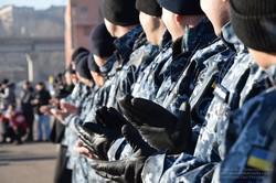 """В Одессе включили в боевой состав ВМС новый бронекатер """"Костополь"""" (ФОТО)"""