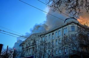 Обновлена информация по пострадавшим в результате пожара в Одессе 4 декабря