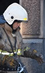 Спасатели показали сгоревший дом Асвадурова в Одессе изнутри (ФОТО, ВИДЕО)