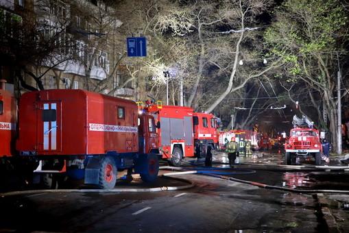 Пожар на Троицкой: погибших уже пятеро