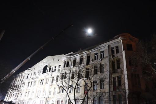 Пожар в Одессе унёс жизни уже семи человек