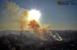 8 декабря объявлено днем всеукраинского траура после смертельного пожара в Одессе